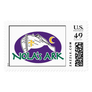 NolasArkLogoFIN[3] Stamp