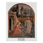 Noli Me Tangere By Fra Angelico Posters