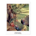 Noli Me Tangere By Hans Memling Postcards