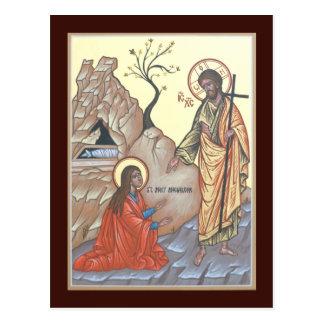 Noli Me Tangere Prayer Card