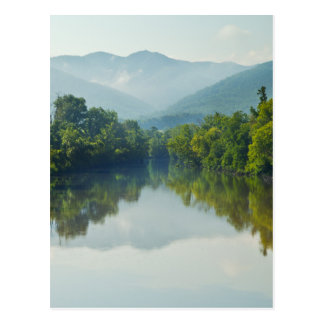 Nolichucky River in East Tennessee Postcard