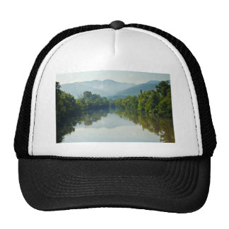 Nolichucky River in East Tennessee Trucker Hat