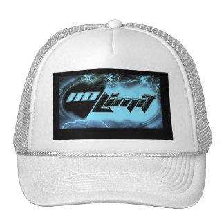 NoLimit Strikes Tad of BluishGreen Hat Cap