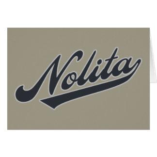 Nolita Greeting Card