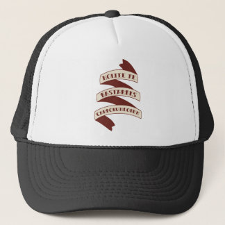 Nolite Te Bastardes Carborundorum Trucker Hat