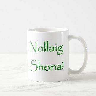 Nollaig Shona Coffee Mug