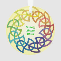 Nollaig Shona Dhuit - Irish Christmas Decoration