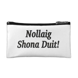 ¡Nollaig Shona Duit! Felices Navidad en el FB