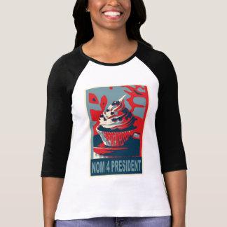 Nom 4 President T Shirts