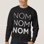 Nom blanco Nom Nom Suéter
