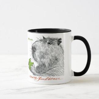 Nom! Capybara Mug