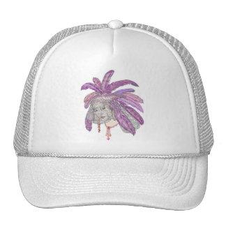 Nom De Plum Trucker Hat