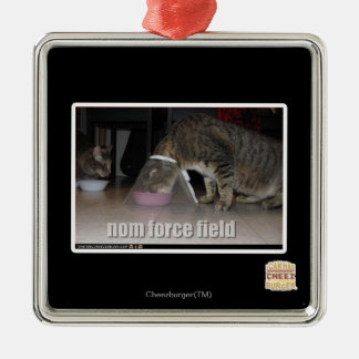 nom force field metal ornament