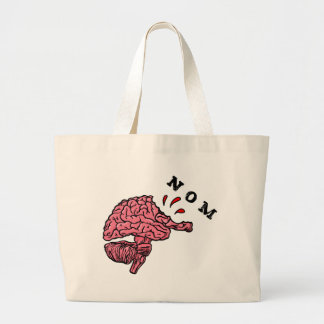 nom large tote bag
