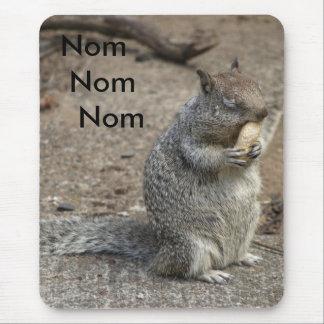 Nom Nom Nom Mouse Pad