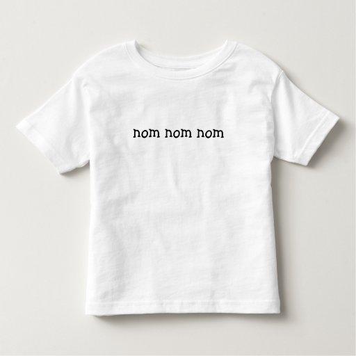 nom nom nom tee shirt