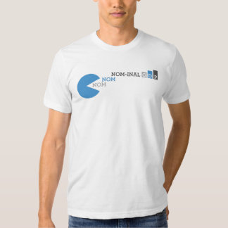 Nom Nom Nominal GDP T-shirt