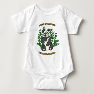 Nom Nom Panda T-shirts