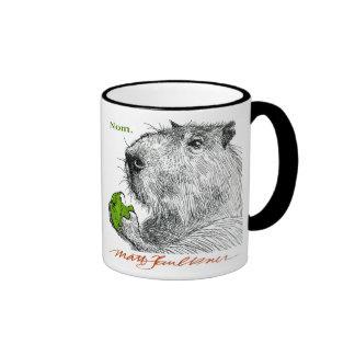 ¡Nom! Taza del Capybara