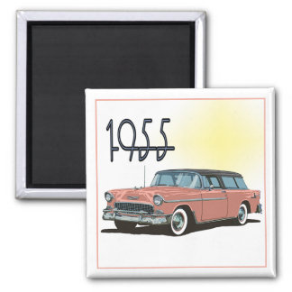 Nomad 55 2 inch square magnet