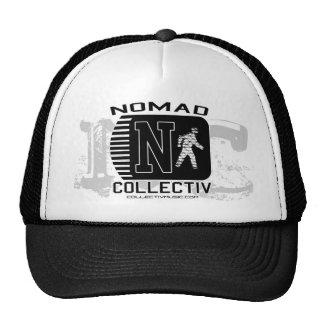 Nomad CollectiV logo hat 2