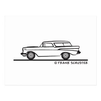 Nómada 1957 de Chevrolet Postal