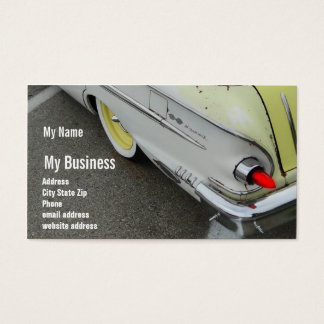 Nomadic Business Card
