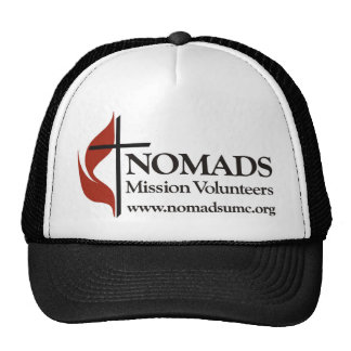 NOMADS gear and apparel Hat