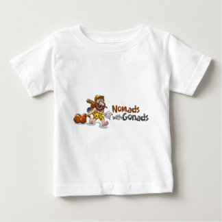 Nomads with Gonads standard Baby T-Shirt
