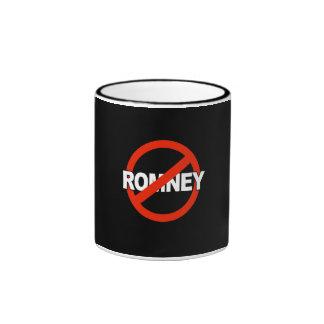 Nombre anti de Romney - .png Tazas