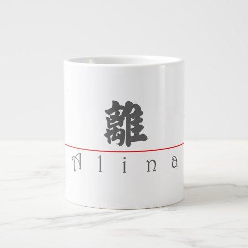 Nombre chino para Alina 21264_4.pdf Tazas Jumbo