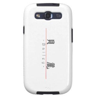Nombre chino para Bailey 21087_4 pdf Galaxy S3 Carcasas