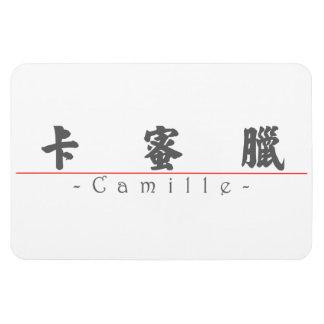 Nombre chino para Camilo 20050_4 pdf Imanes Rectangulares