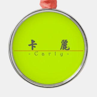 Nombre chino para Carly 21250_4 pdf Ornatos
