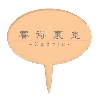 Nombre chino para Cedric 20504_2.pdf Figura Para Tarta