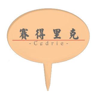 Nombre chino para Cedric 20504_4.pdf Decoraciones De Tartas