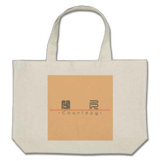 Nombre chino para Courtney 21417_0.pdf Bolsa De Mano