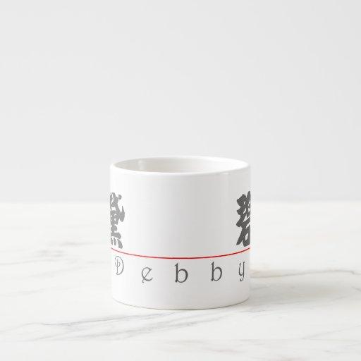 Nombre chino para Debby 20080_4.pdf Tazas Espresso