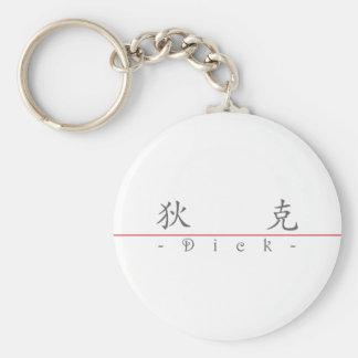 Nombre chino para Dick 20545_1.pdf Llaveros