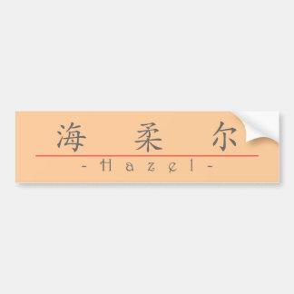 Nombre chino para el avellano 20145_1.pdf etiqueta de parachoque