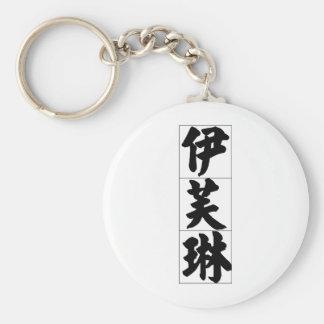 Nombre chino para Evelyn 20120_4.pdf Llaveros Personalizados