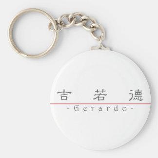 Nombre chino para Gerardo 22355_2.pdf Llavero Redondo Tipo Pin
