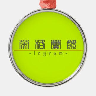 Nombre chino para Ingram 20641_0.pdf Ornamento De Reyes Magos