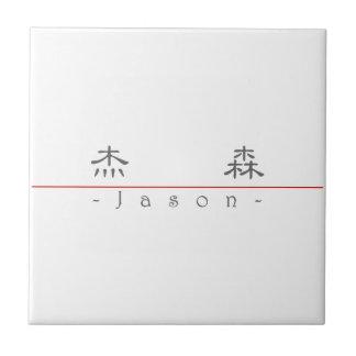 Nombre chino para Jason 20651_2 pdf Azulejo Ceramica