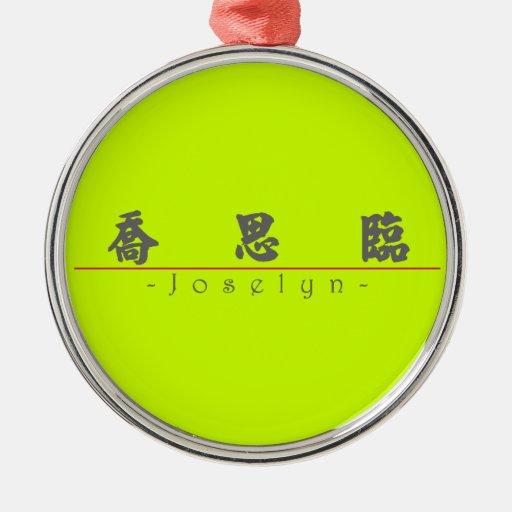 Nombre chino para Joselyn 21368_4.pdf Ornamentos De Reyes Magos