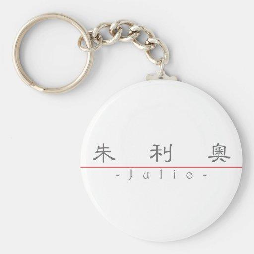 Nombre chino para Julio 22361_2.pdf Llaveros Personalizados