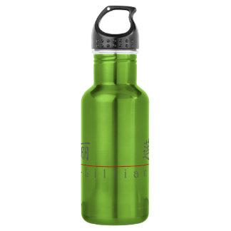 Nombre chino para Lillian 20208_1.pdf Botella De Agua De Acero Inoxidable