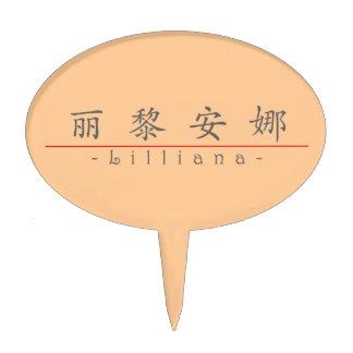 Nombre chino para Lilliana 21310_1 pdf Palillos De Tarta