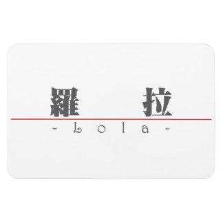 Nombre chino para Lola 21242_3 pdf Imán