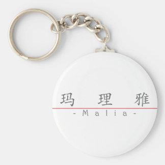 Nombre chino para Malia 21313_1.pdf Llavero Redondo Tipo Pin
